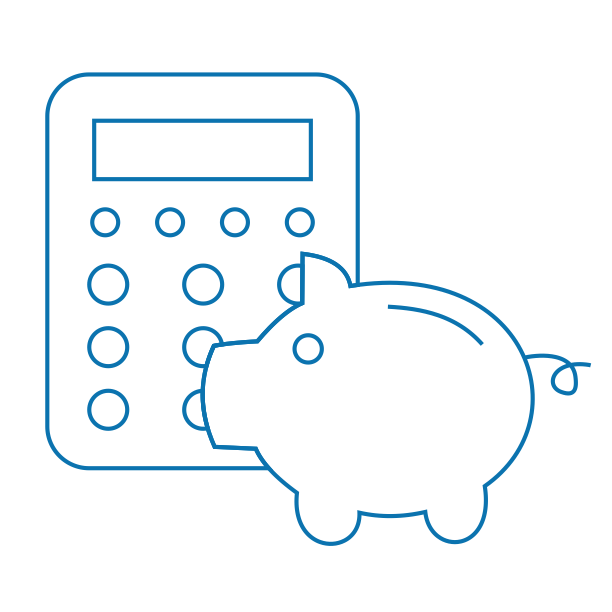 Save On payroll Icon