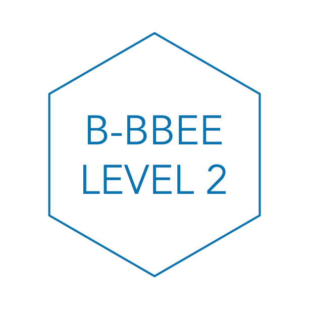 ERS BBBEE Level 2 Certification