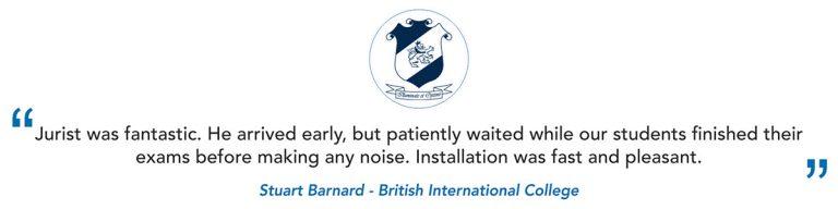british int college