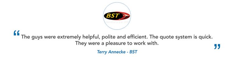 BST Client Testimonial