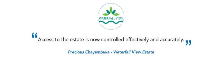 Waterfall View Estate Client Testimonial
