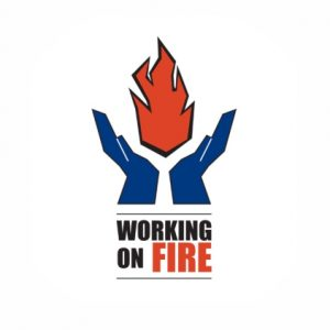 Working On Fire Logo Client