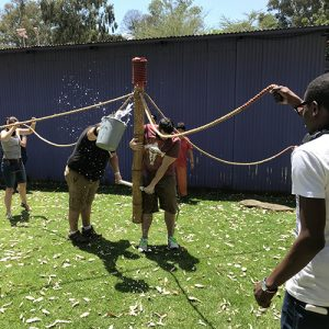 ERS Team Building Exercise