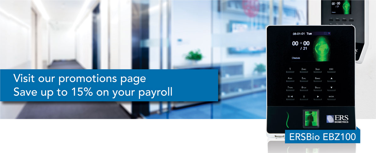 ERS Saves 15% on Payroll