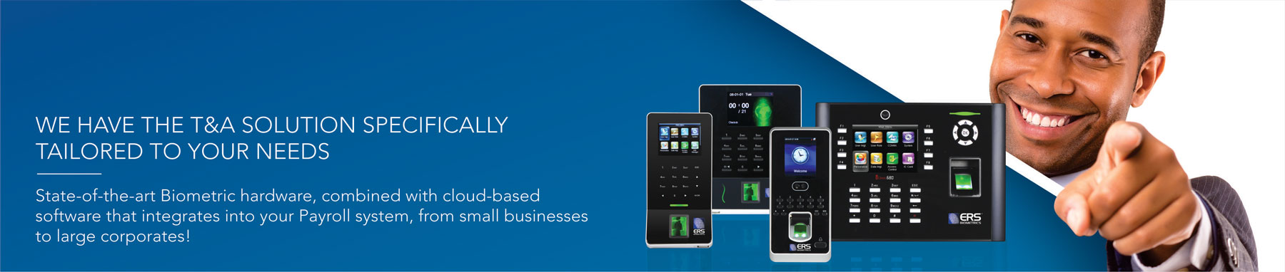 ERSBio T&A hardware
