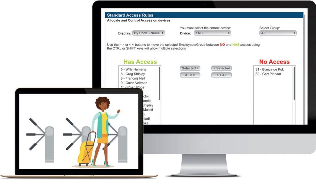ERSBio_Access_Control_Software