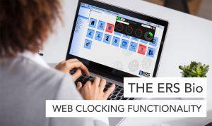 ERS Bio Web Clocking Functionality