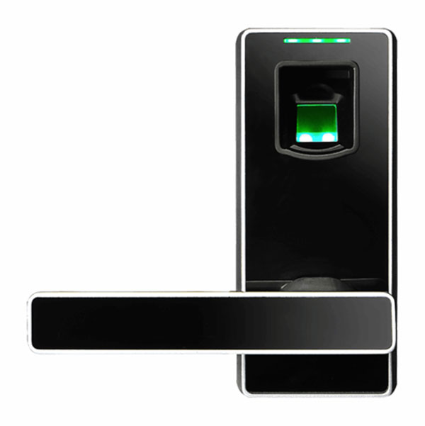 ERSbio EBZML10 Fingerprint Biometric door handle / Lock (Bluetooth)