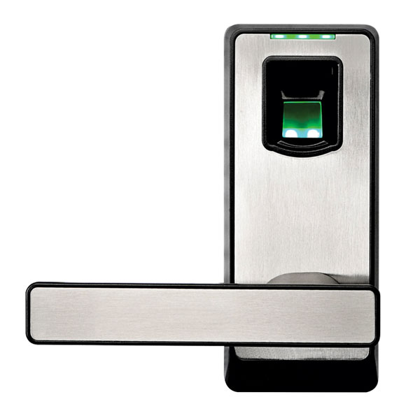 ERSbio EBZPL10 Fingerprint Biometric door handle / Lock (Bluetooth)