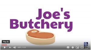 joe's butchery